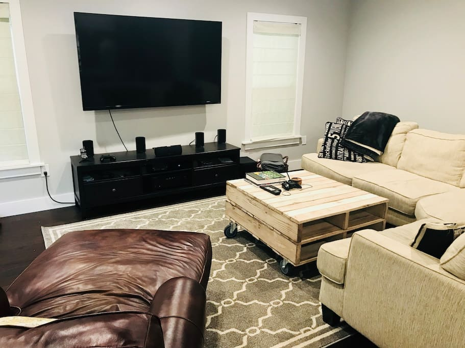 Family Room-open to Kitchen