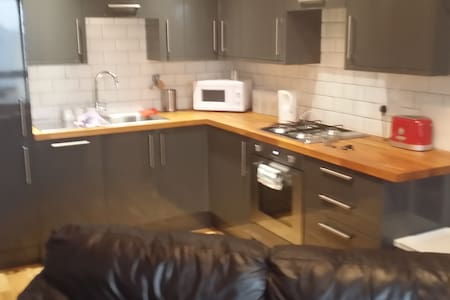 New 2 Bed  Bright Apartment close to town centre - Northampton - Daire