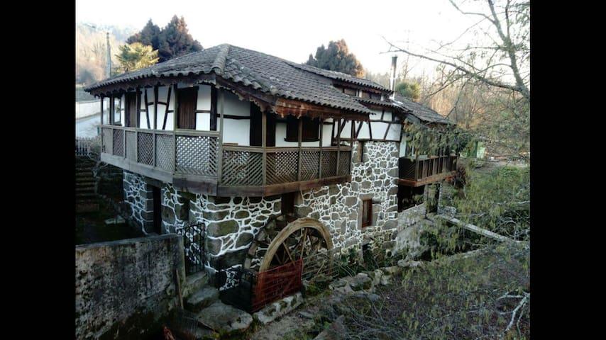 Casa do Moinho da Senra