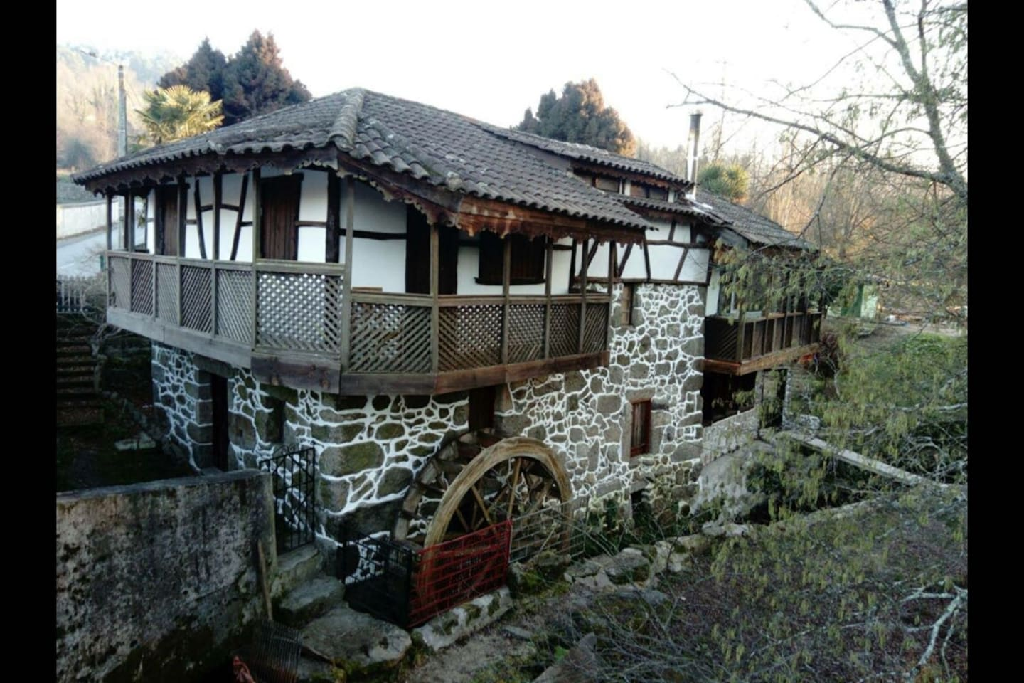 Mill House Vizela