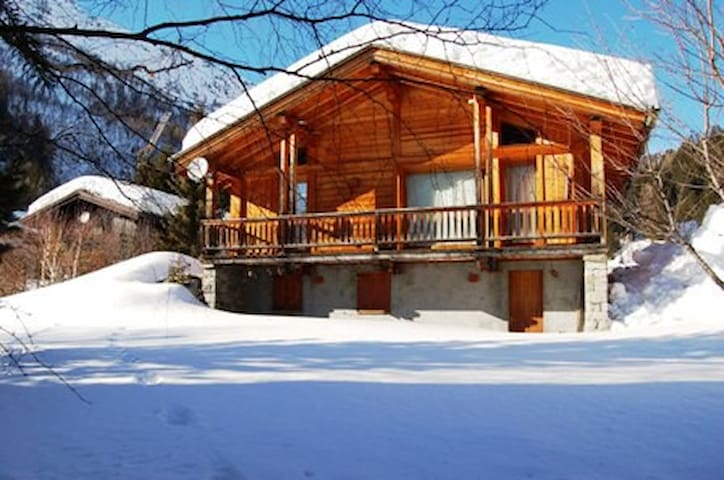 CHALET-BEUGEANT - Comfortable chalet located in Argentiere village. - ARGENTIÈRE - Alpstuga