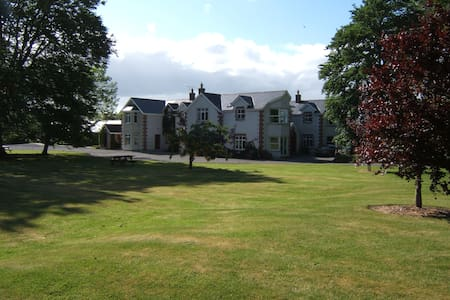 Coolanowle Country House- Double/ Twin Room B&B - Carlow
