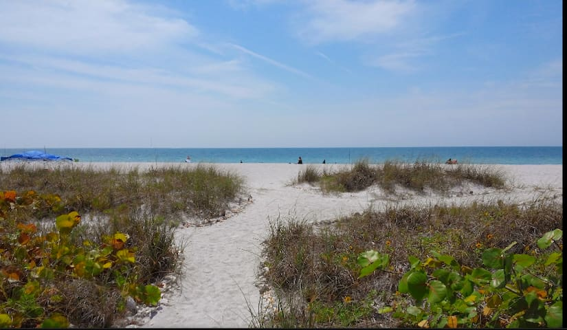 Tranquility directly on the Beach with Gulf view - Belleair Beach - Wohnung