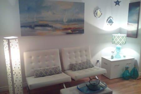 small studio quiet - Rimouski - 公寓