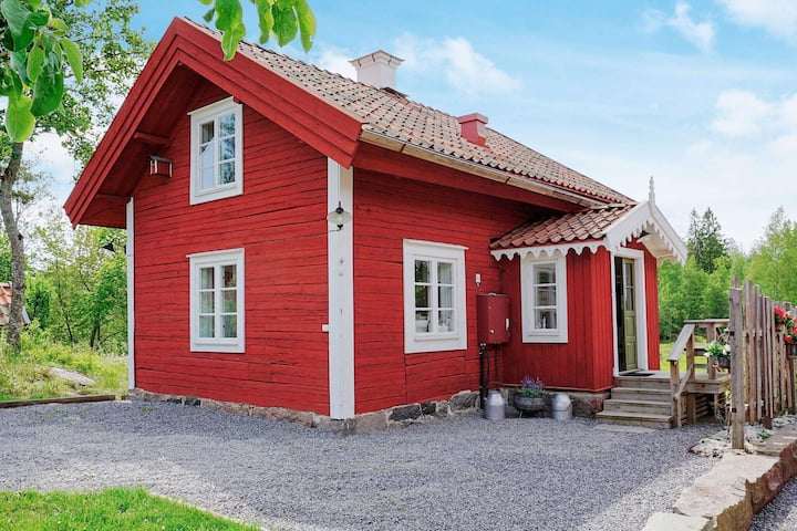 4 person holiday home in Mellösa