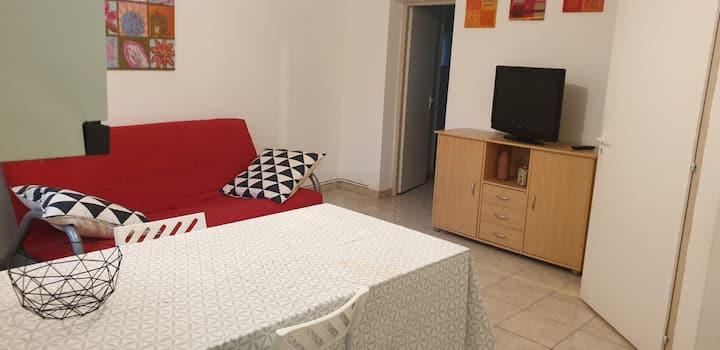 Appartement Mufasa* Belfort 4-6 personnes