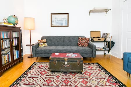 Modern + Clean Apartment Close to Downtown Durham - Durham - Apartamento