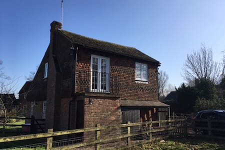 Fir Tree Lodge - Biddenden - Pis