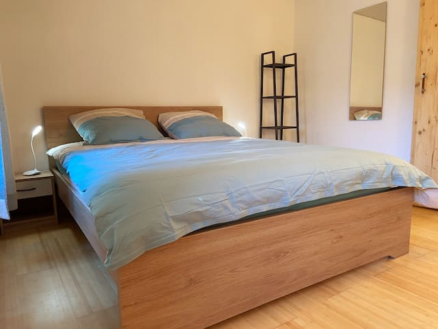 Studio apartment Lausanne center