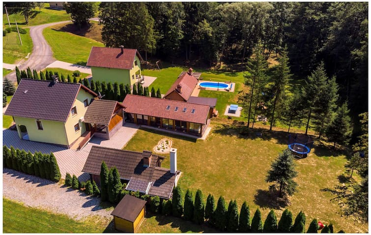 Holiday cottage with 3 bedrooms on 253m² in Novo Zvecevo