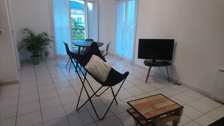 Appartement F2 Metz Queuleu