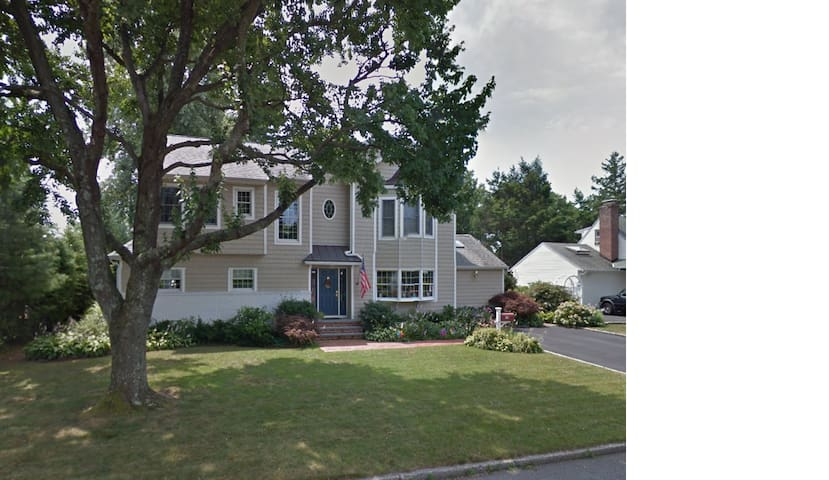 Quiet and Private Home in Glen Cove - Glen Cove - Hus
