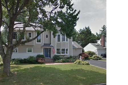 Quiet and Private Home in Glen Cove - Glen Cove - Huis