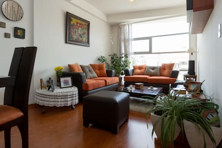 Habitación en lindo departamento - Кито - Квартира