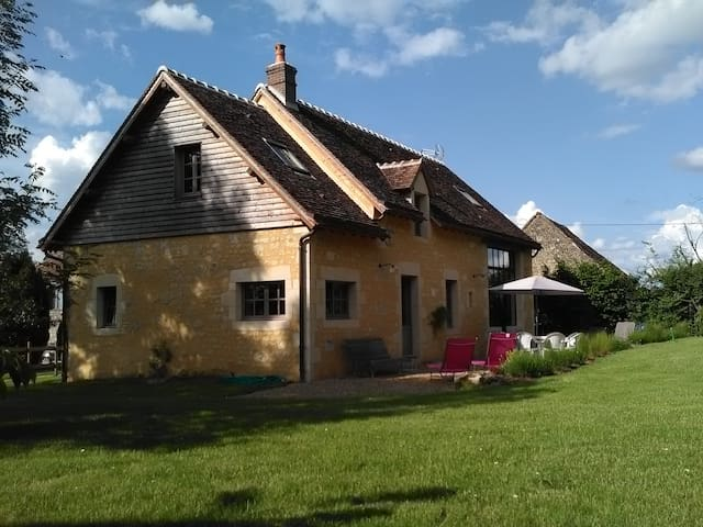 Gite de la Martellière au Coeur du Perche - Le Pin-la-Garenne - Haus