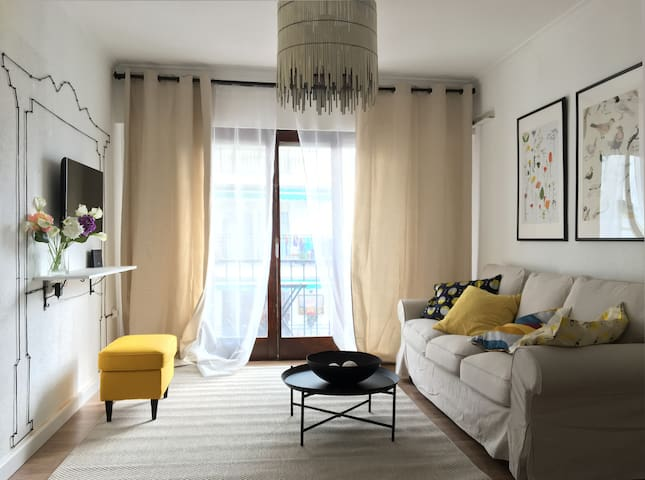 Двухспальневая квартира в Алтее