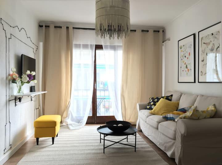 2bd apartment in Altea