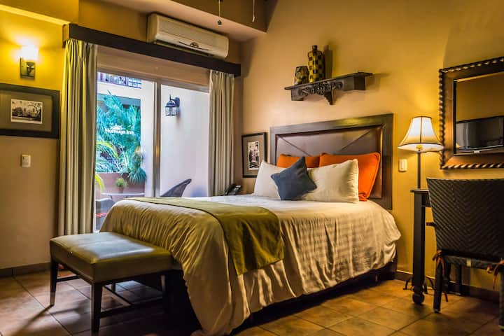 Habitación Sencilla en Humuya Inn