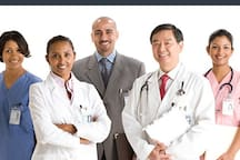 White Cranes Medical Center, the only holistic, integrative clinic that takes all forms of insurance (8 minutes away)