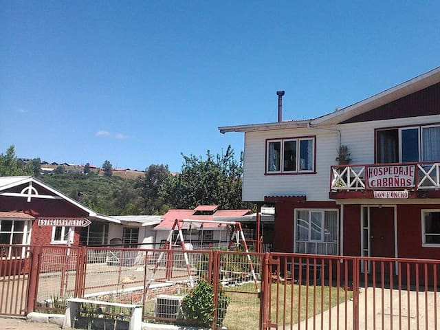 Cabaña en Castro, Chiloé. - Castro - Chalet