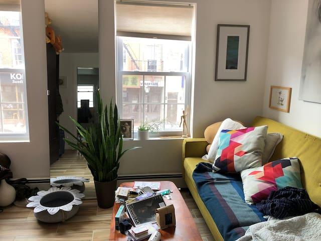 Cosy Boerum Hill Room