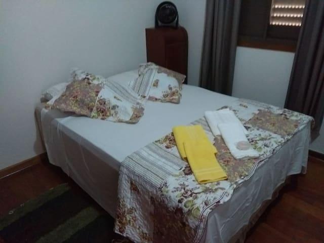 Apartamento Aconchegante de 1 dorm em Piracicaba