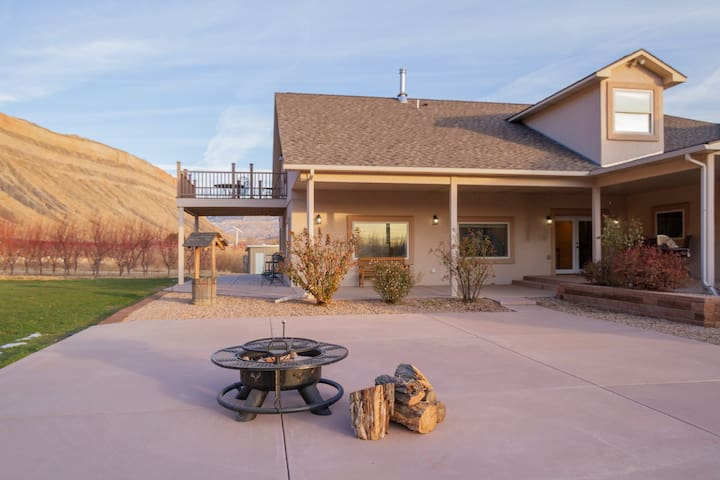 Solid Ground Orchard in Palisade, New Listing Up
