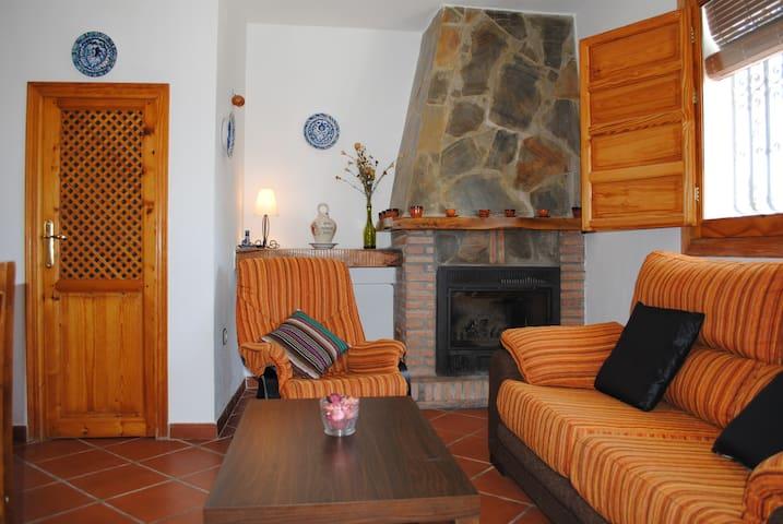 Balcón de Válor - Casa rural Nº2 en La Alpujarra