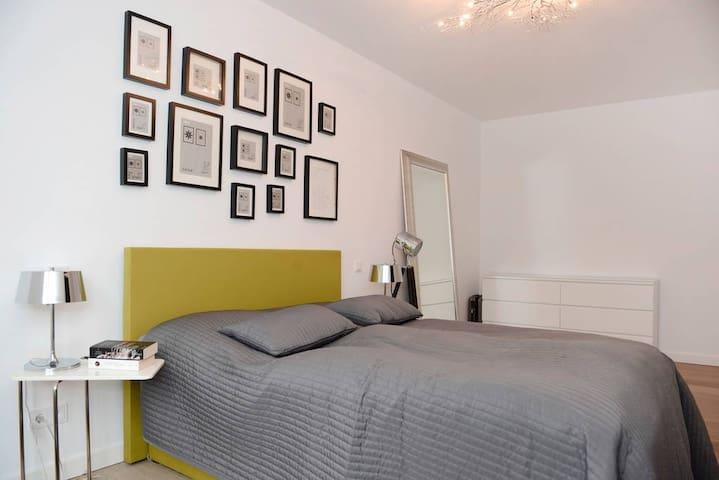 Zentrale gemütliche Wohnung im Herzen Hamburgs - Hamburg - Lägenhet