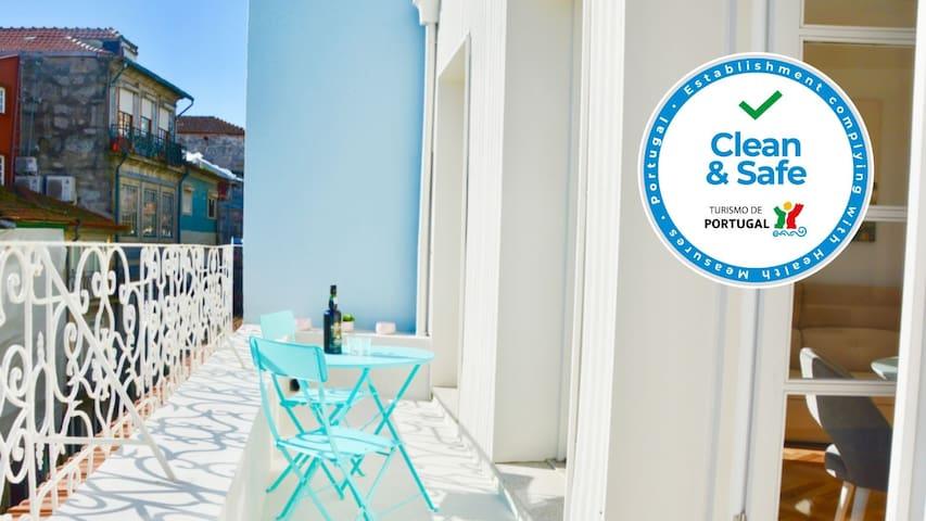 CLA 3  Downtown | Porto Premium Apartments