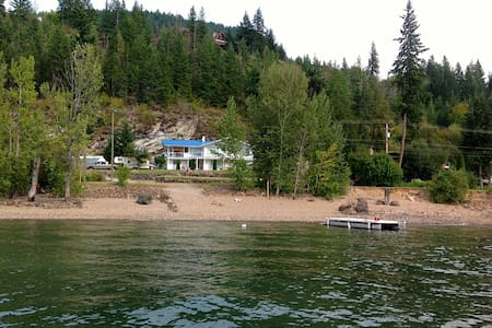 Semi-Lakefront, Luxury Home with ALL the toys!! - Blind Bay - Hus