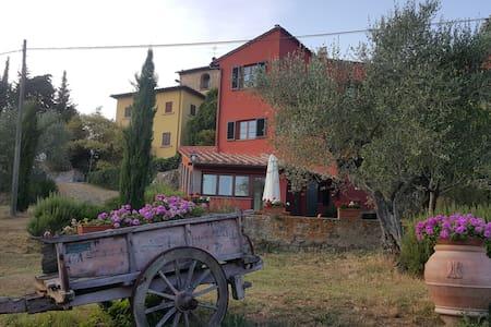Farmhouse in Chianti near Florence