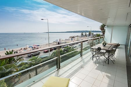 Cannes Palm Beach, vue mer spectaculaire - Cannes