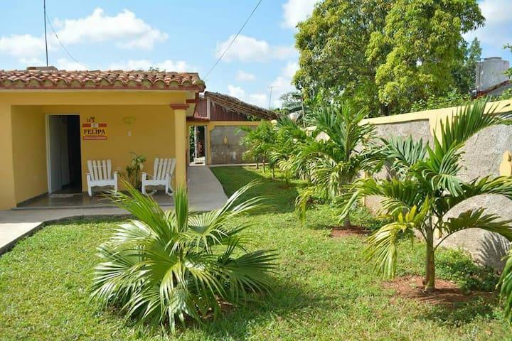 """Casa Felipa  """"real cuban holidays"""""""