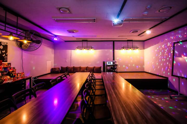 Gangnam No.1 partyroom - Lecture and follow-up