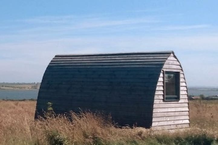 Off-grid camping pods x 2 in the North of Scotland