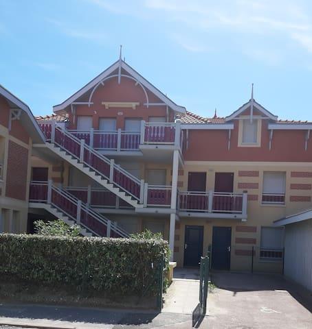 Agréable  appartement  proche de la plage
