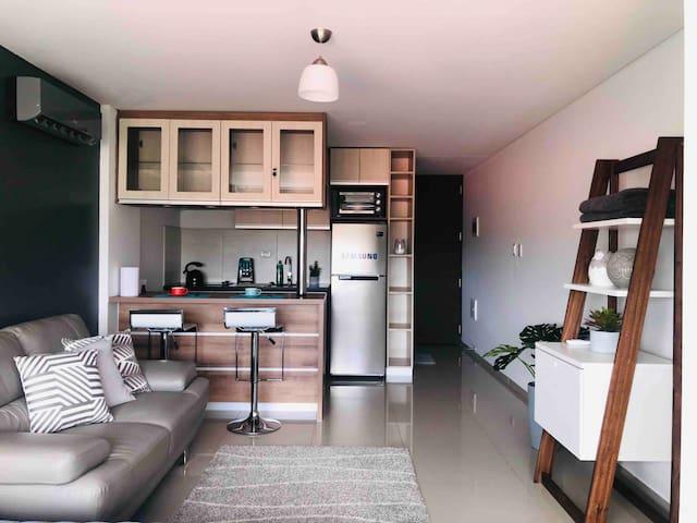 Apartamento Baruc HG