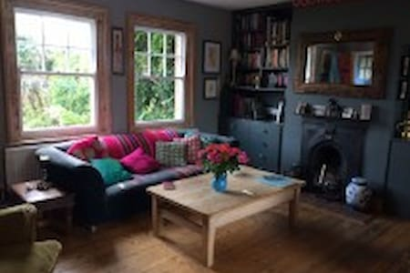 Two double bedroom Edwardian cottage - Wallingford