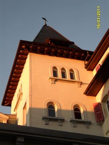 Hôtel d'Espagne - Sainte-Croix - Departamento