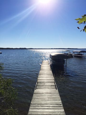 US Open/summer vacation rental on Lac La Belle - Oconomowoc - บ้าน