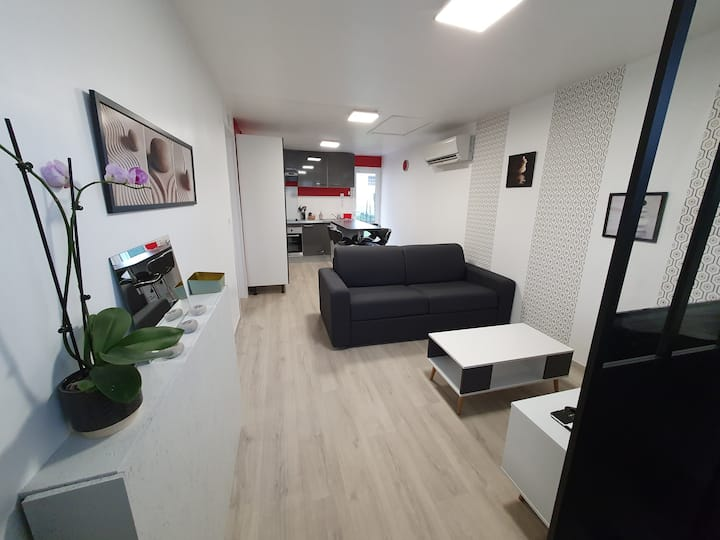 """Appartement haut standing"""" All inclusive"""" Neuf"""