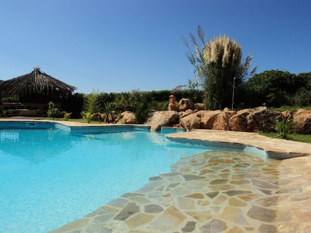 Amazing villa in Ibiza 6pax, center of the island - Sant Rafel de Sa Creu - Vila