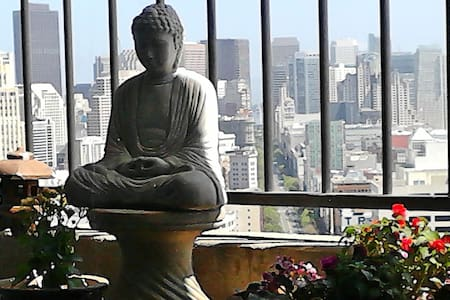 Million Dollar View in the Heart of San Francisco - San Francisco