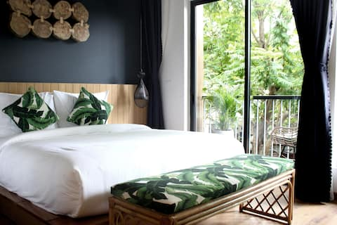 Moclan Boutique: Suite with balcony - P3