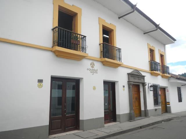 Apartamento en el Centro Histórico