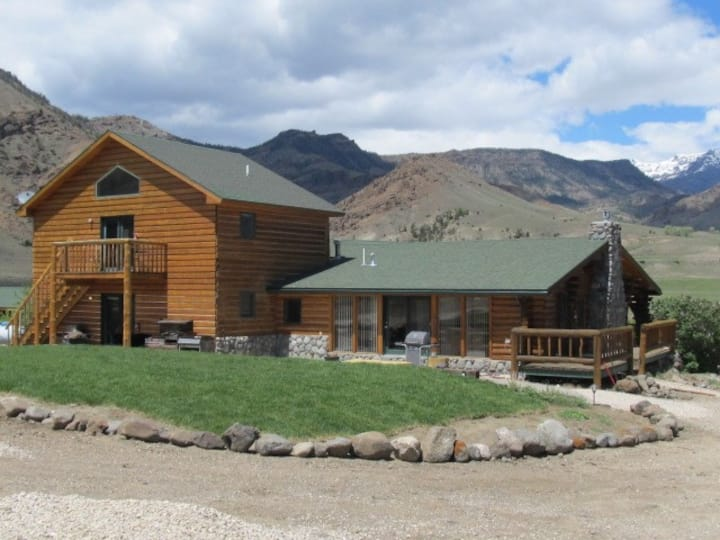 Mountain View Resort, Lower Suite