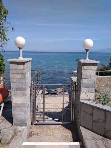 Evaliana Seaside Apartment