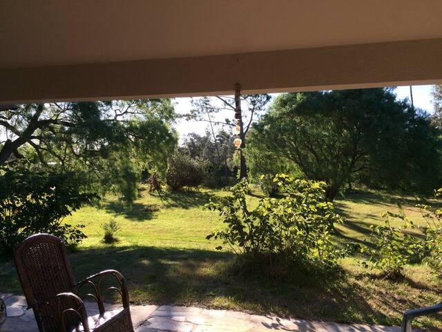 Suite park view, near Golf field. - Punta del Este - Dům
