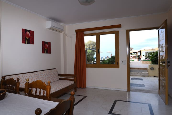 Esperides Hotel Apartments, Two-Bedroom Apartment with Pool View